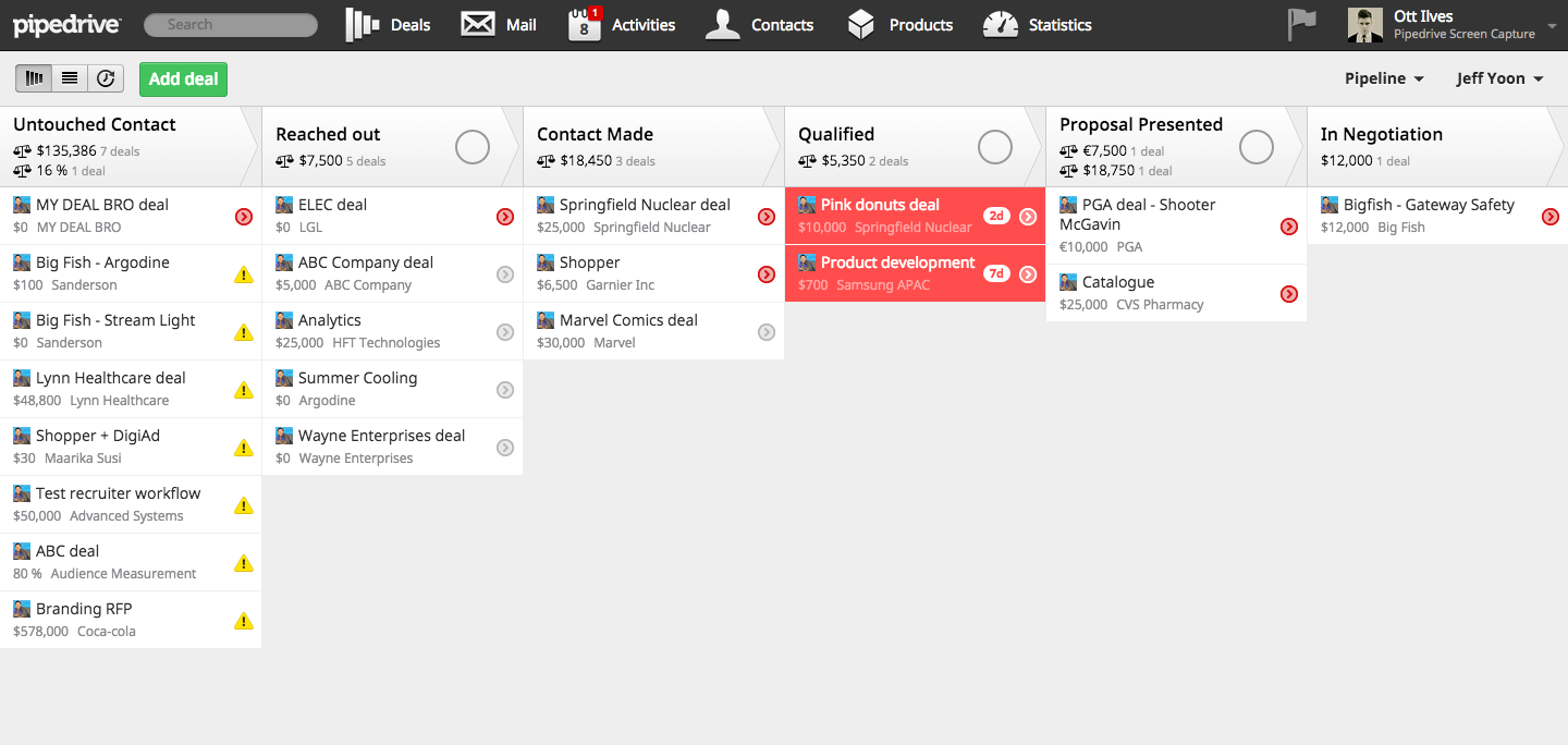 Pipedrive-pipeline-screen-shot