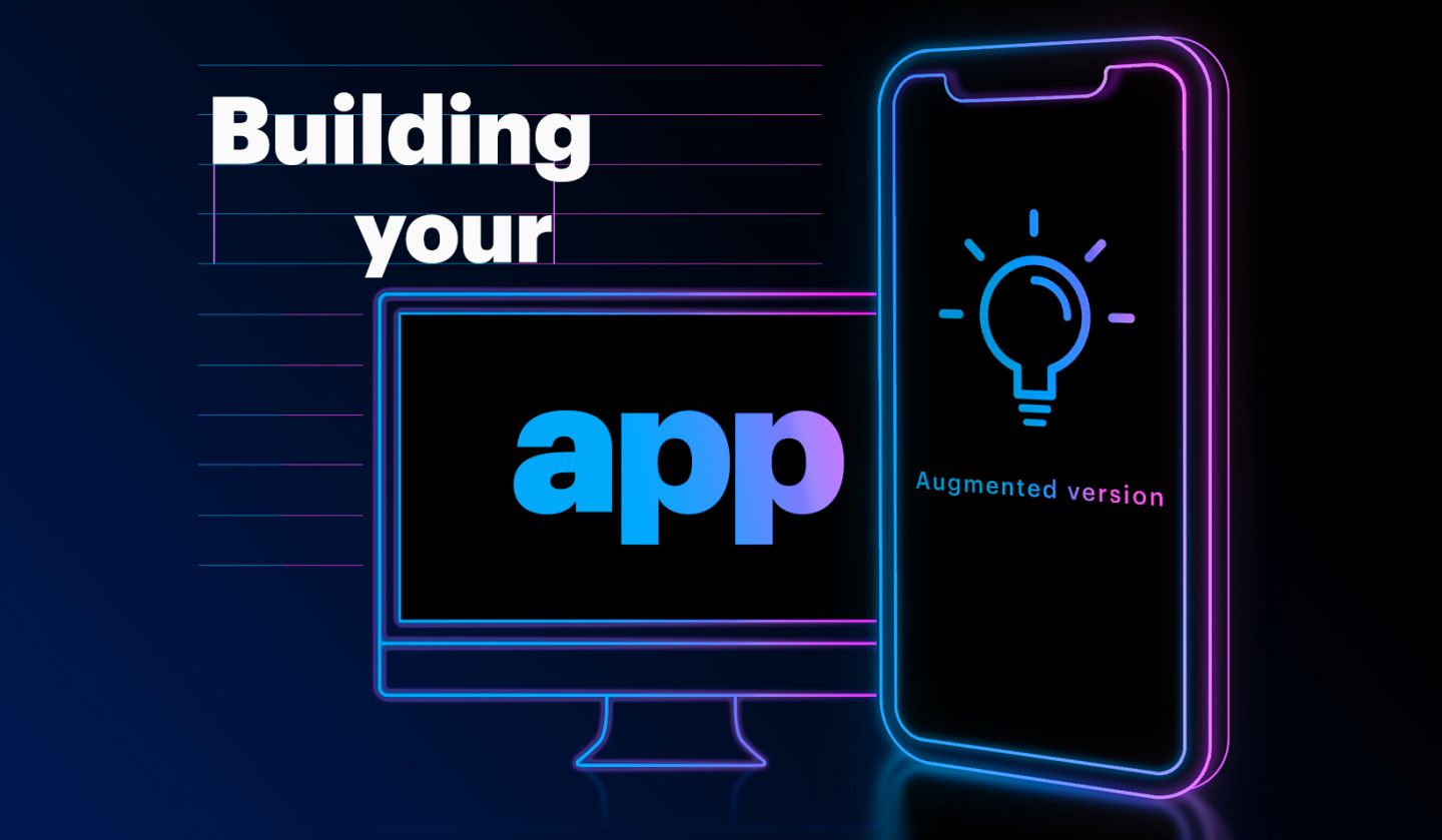 Building your app - infographic