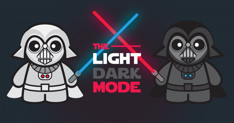 Light or dark mode?