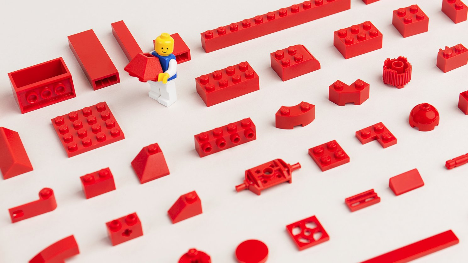 Design system : LEGO